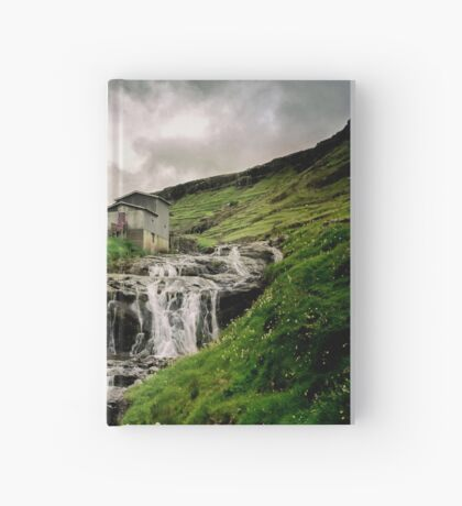 Haldarsvik Mist Hardcover Journal
