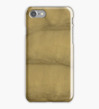 Sand... beneath the waves... iPhone Case/Skin