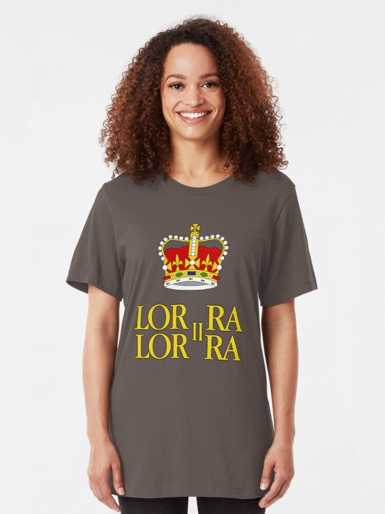 Alternate view of Lorra Lorra Slim Fit T-Shirt
