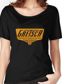 Gretsch Vintage Logo Women's Relaxed Fit T-Shirt