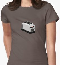 Frakking Toaster Women's Fitted T-Shirt