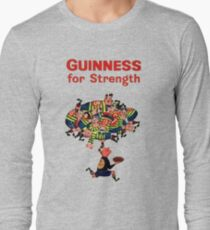 Guinness Vintage Rugby Ad T-Shirt