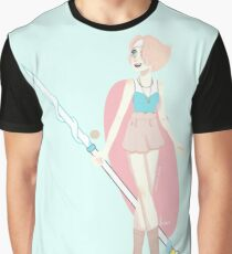 Crystal Gem Peal Graphic T-Shirt