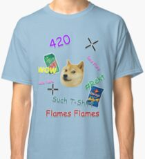 """Much Lens Flare"" - A Shirt by Josh Classic T-Shirt"