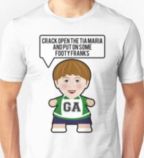 Sharon - Tia Maria and Footy Franks T-Shirt