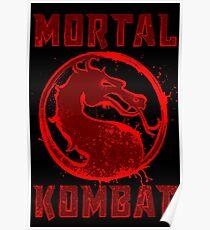 MORTAL  SPLATTER Poster