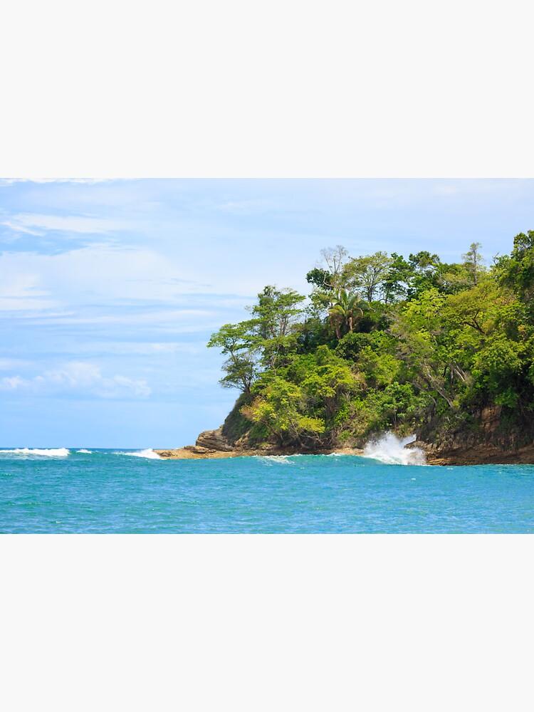 Paradise island by Juhku