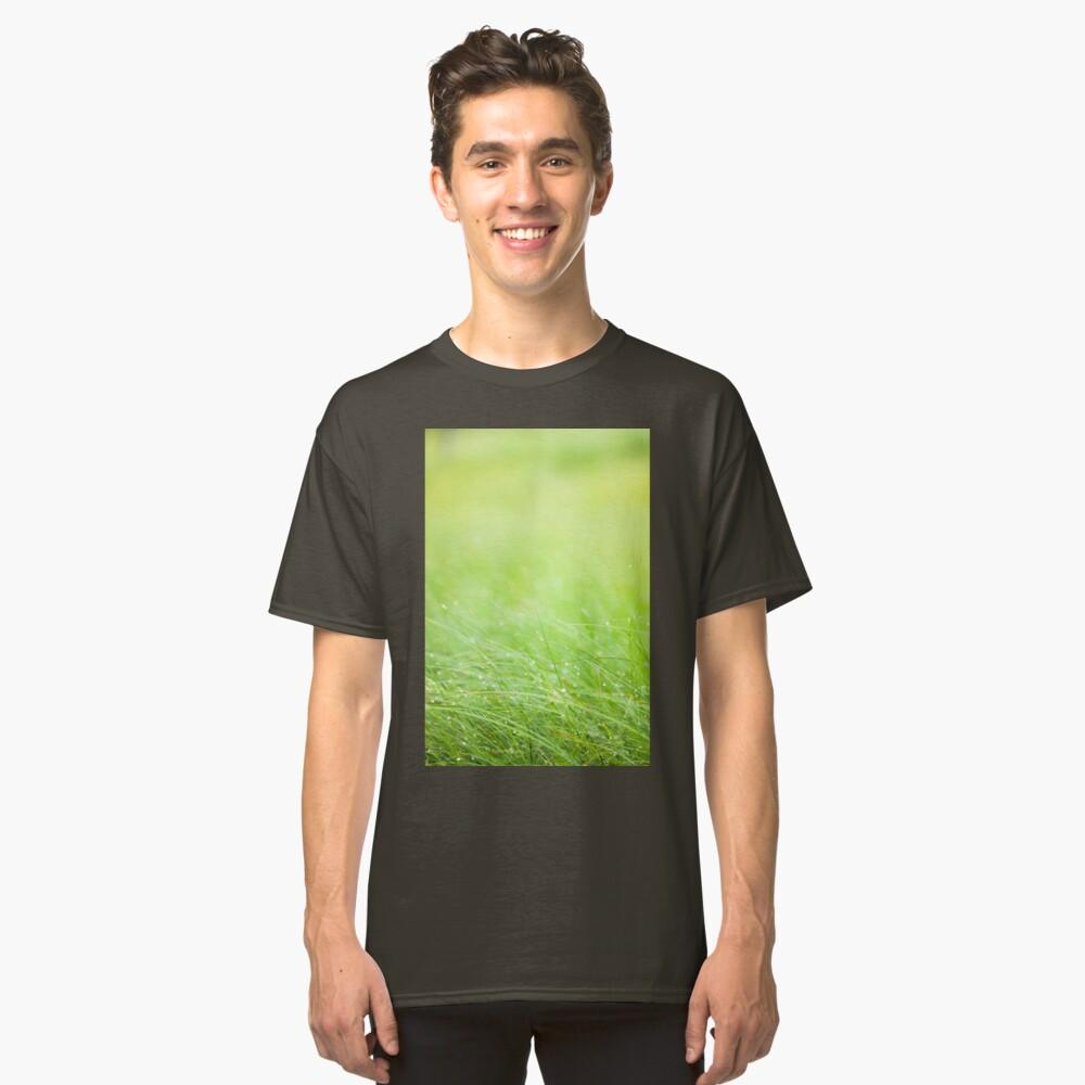 Wet grass Classic T-Shirt