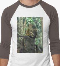 Frill Neck Lizard Photography T-Shirt