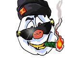 Frosty the dopeboy by Realartworkz