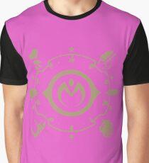Jojo - Morioh Stands (Mud Orange) Graphic T-Shirt