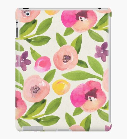 Spring is coming! iPad Case/Skin