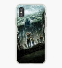The Maze Runner Poster iPhone Case