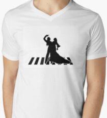 flamenco dancers Men's V-Neck T-Shirt