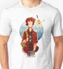 Frozen Pines Unisex T-Shirt