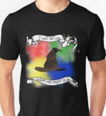 Sorting Unisex T-Shirt
