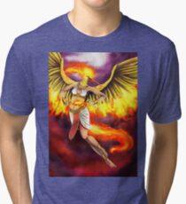 Moltres Tri-blend T-Shirt