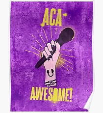 Pitch Perfect Aca-Awesome Poster