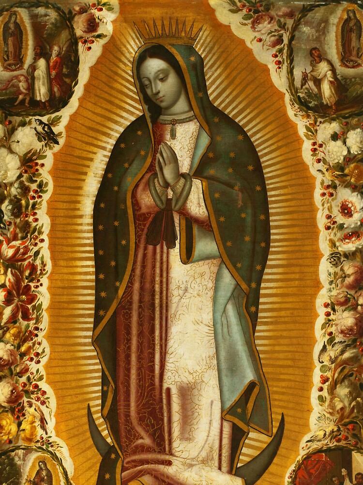 Unsere Liebe Frau von Guadalupe, Jungfrau Maria, Gottesmutter von tanabe
