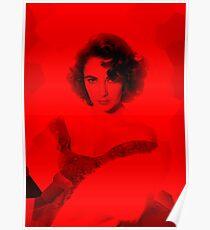 Elizabeth Taylor - Celebrity Poster