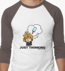 Roxas's thought half complete  T-Shirt