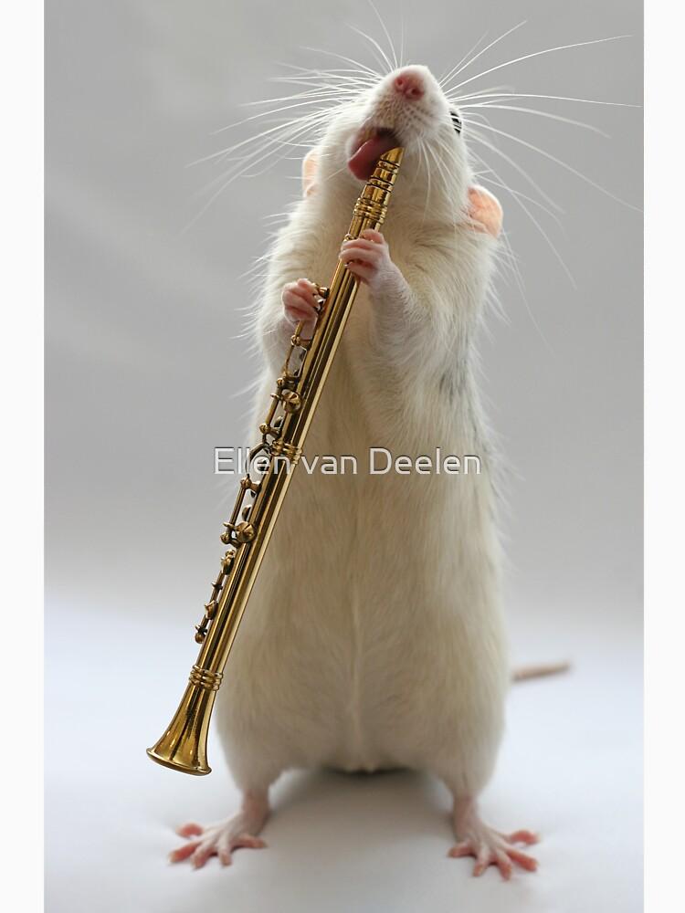 My Clarinet. by Ellen