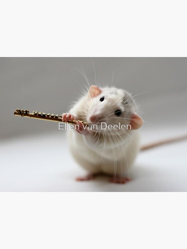 The flute by Ellen