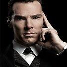 Benedict Cumberbatch 4 by A5-TheGlue