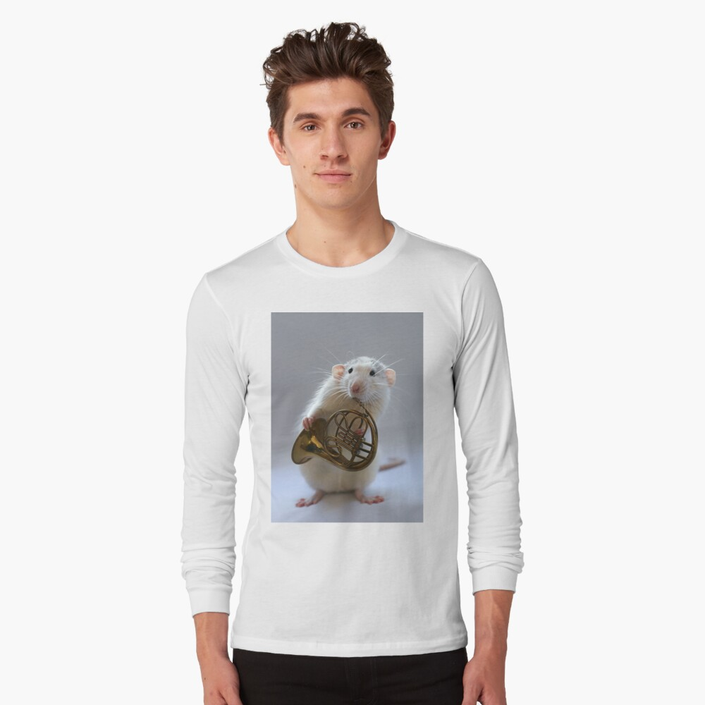 French horn. Long Sleeve T-Shirt