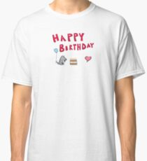 Jack's Happy Birthday - Cake Classic T-Shirt