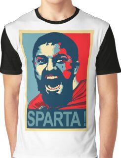 300 Leonidas Sparta  Graphic T-Shirt