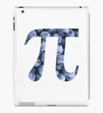Blueberry Pi iPad Case/Skin