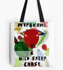A Wild Sheep Chase - Haruki Murakami Tote Bag
