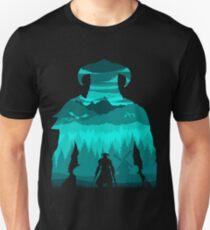 Dragonborn Silhouette T-Shirt