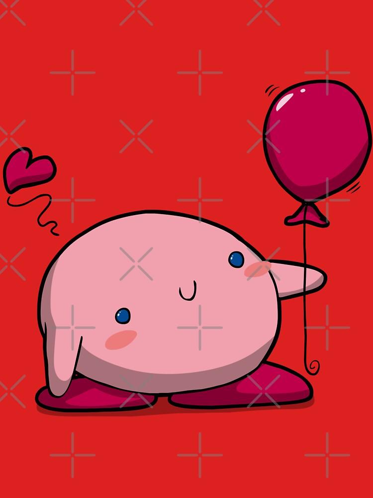 Little Pink Balloon by Aniforce