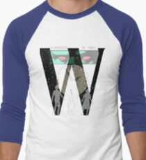 A Wrinkle in Time, Who, Whatsit, Which Men's Baseball ¾ T-Shirt
