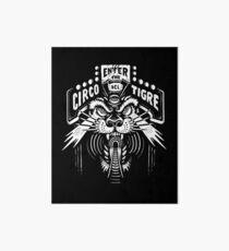 Circo del Tigre Art Board