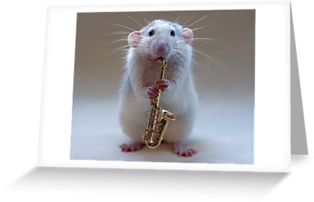 My Saxophone... by Ellen van Deelen