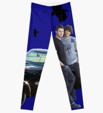 Supernatural 13 Leggings