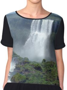 Iguazu Falls Chiffon Top