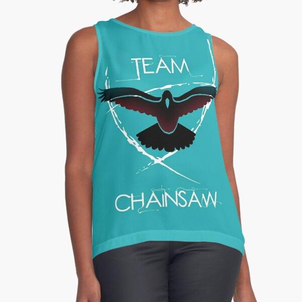 Team Chainsaw Sleeveless Top
