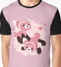 Fluffy Stufful Graphic T-Shirt