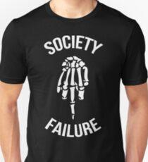 Society Failure T-Shirt