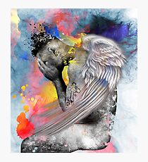 angel Photographic Print