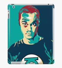 Sheldon iPad Case/Skin