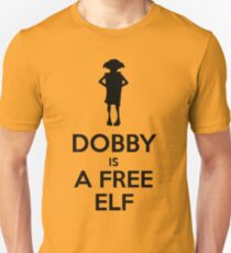 Dobby Is A Free Elf T-Shirt