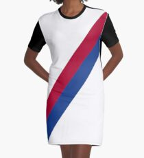 Palace Sash Graphic T-Shirt Dress