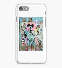 Mickey Cyborg  iPhone Case/Skin