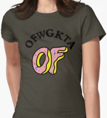 OFWGKTA Doughnut and Words T-Shirt