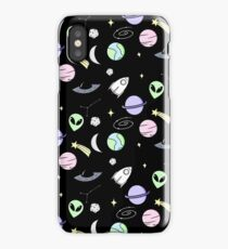 huge discount b72f6 cb899 Aesthetic Alien iPhone X Cases & Covers | Redbubble